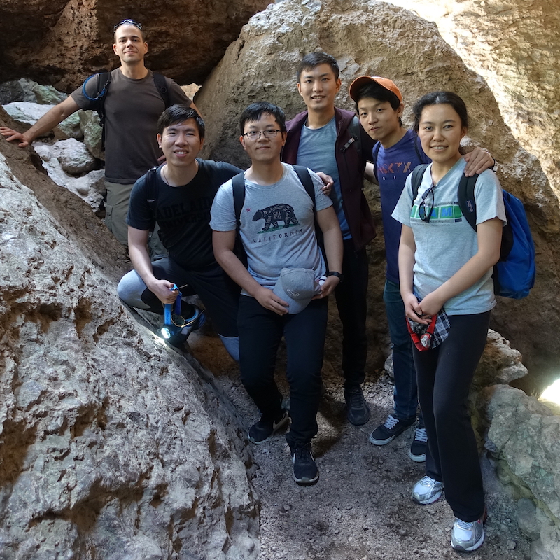 Trip to Pinnacles National Park, May 2019