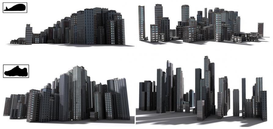 Metropolis Procedural Modeling - Vladlen Koltun