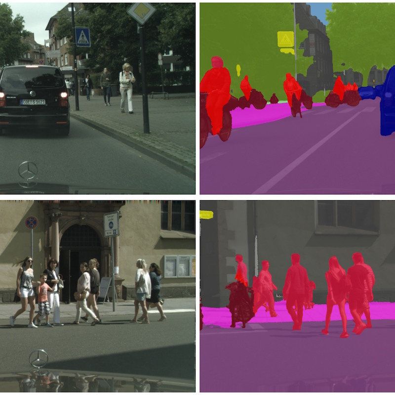 Feature Space Optimization for Semantic Video Segmentation